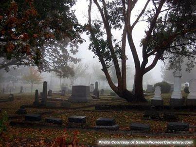 Pioneer Cemetery 2