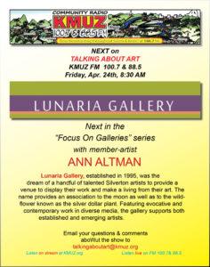 Lunaria Gallery PROMO