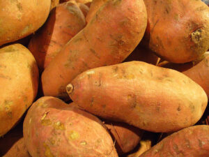 sweet potatoes bor Wiki