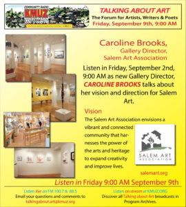 Caroline Brooks PROMO